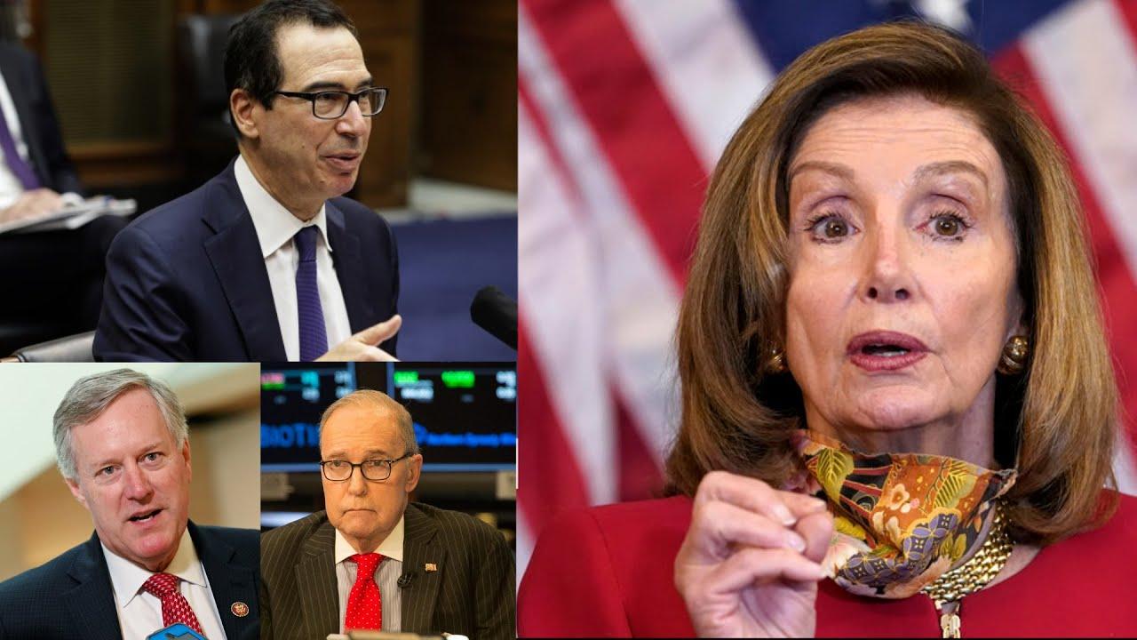 La Camara Aprobó bill de Resolución Continua para no cerrar el Gobierno, Hablan de Estímulo