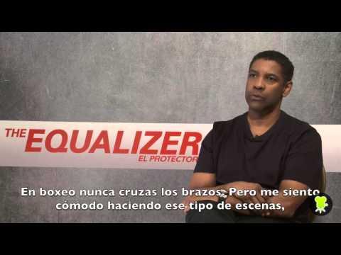 'The Equalizer (El protector)': Entrevista a Denzel Washington
