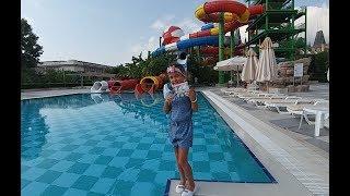 Amara Prestij Hotel Sabah gezintisi ve Kahvaltı, Elif neler seçti, eğlenceli çocuk videosu