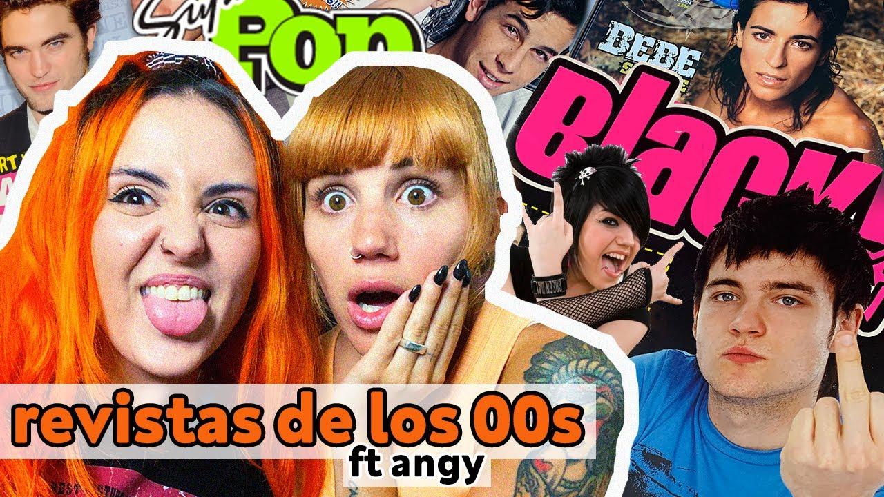 REVISTAS DE LOS 00s ft ANGY | Andrea Compton