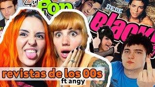 REVISTAS DE LOS 00s ft ANGY | Andrea Compton YouTube Videos