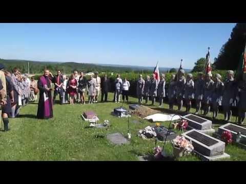 Pogrzeb Sw. Pamieci Jan Szymanski, Hm