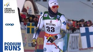 Calle Halfvarsson | Men's 15 km. | Ruka | 3rd place | FIS Cross Country