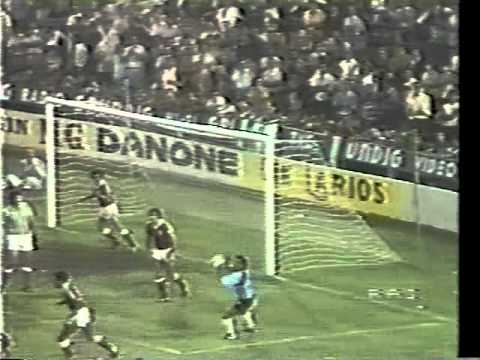 UEFA Cup-1982/1983 Real Betis - SL Benfica 1-2 (29.09.1982)