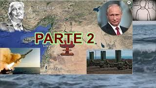 Siria , La caja de Pandora abierta de par en par, PARTE 2 (El imperio contraataca)