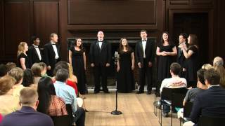 Not One Sparrow - Christopher Wren Singers - 2012 Final Concert