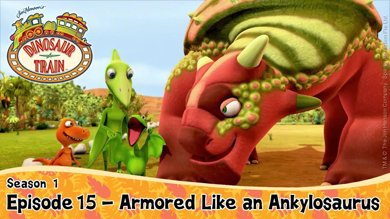 dinosaur train ankylosaurus - photo #12