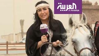 صباح العربية | فارسات سعوديات على الهواء مباشرة من موسم الطائف