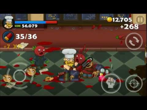 Bloody Harry (iOS) Gameplay Trailer