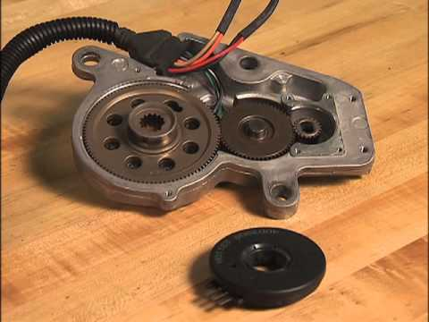 Actuator Motor | GM OE 4 Wheel Drive Actuator Motors  YouTube