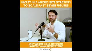 Invest In Micro Site Strategies To Scale Your eCommerce Business Past 7 Figures