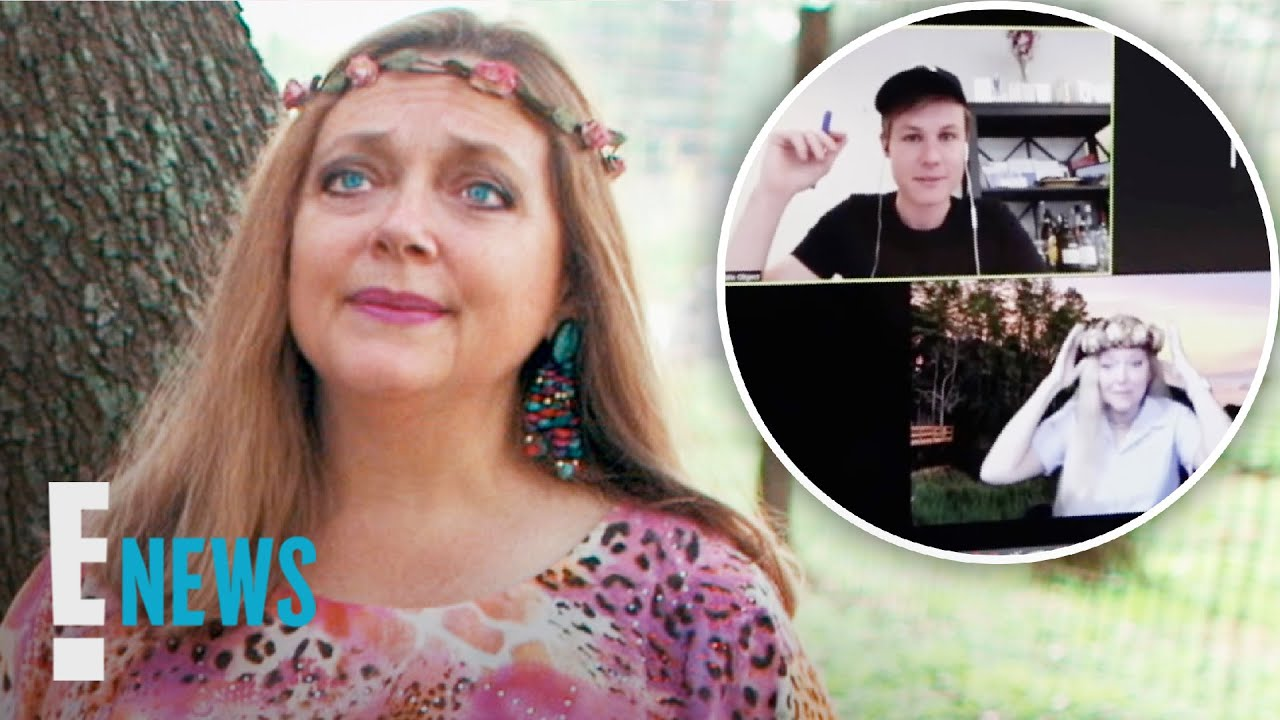 Carole Baskin Reacts to Being Duped By YouTubers' Fake Interview | E! News