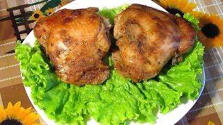 Курица В Горчичино-Соевом Соусе С Паприкой / Mustard and Soy Chicken Recipe