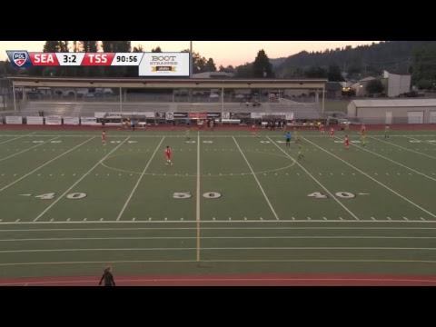 Seattle Sounders U23 vs TSS at Sunset Stadium