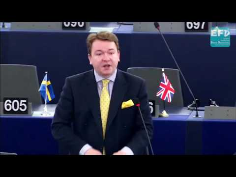 EU top-down agenda forces changes that no one voted for - Tim Aker MEP