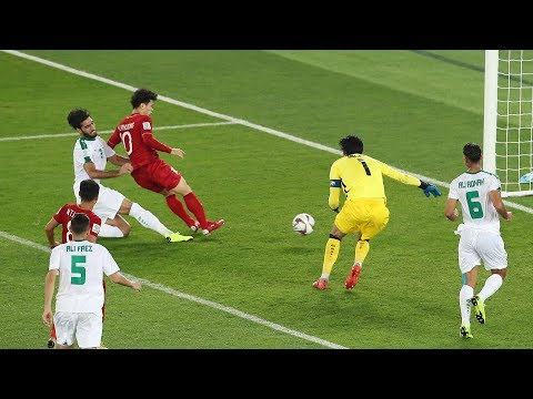 Highlights: Iraq 3-2 Vietnam (AFC Asian Cup UAE 2019: Group Stage)