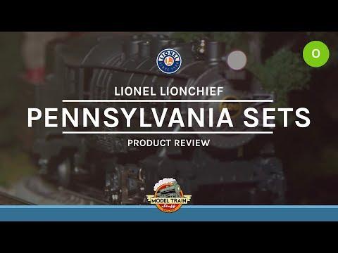 O Gauge Lionel Pennsylvania Starter Sets