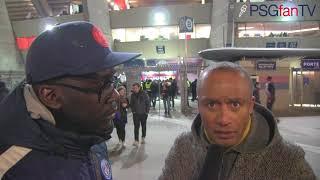 PSG vs Montpellier 4-0 | Neymar Est Fantastique ! Bravo Aux Supporters Qui Ont Compris