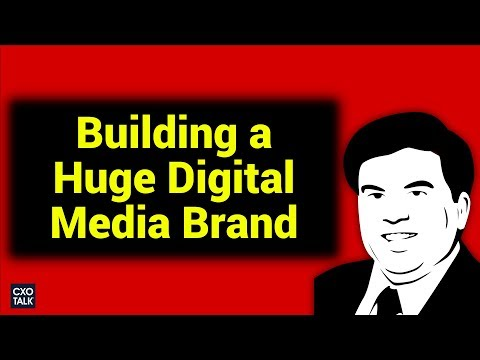 Secret Life of Digital Media and Digital Marketing with Anurag Harsh, Ziff Davis CXOTalk #263