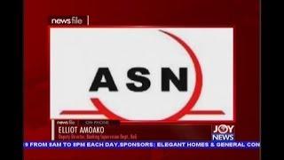 Sanitising The Banking Sector - Newsfile on JoyNews (17-8-19)