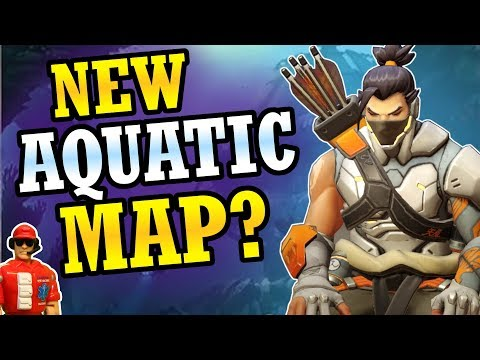 New Hanzo Abilities & Brigitte Release Updates + New Underwater Map? (Overwatch News)