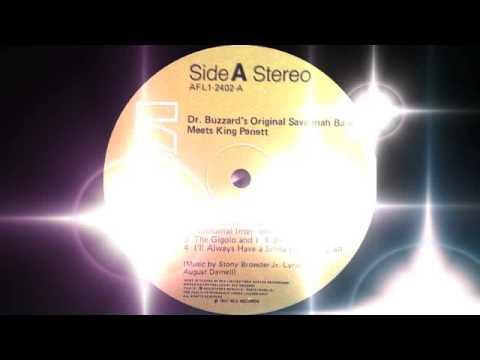 Dr Buzzard's Original Savannah Band - The Gigolo And I (1978)