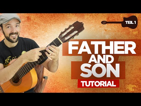 Cat Stevens Father And Son Guitar Lesson