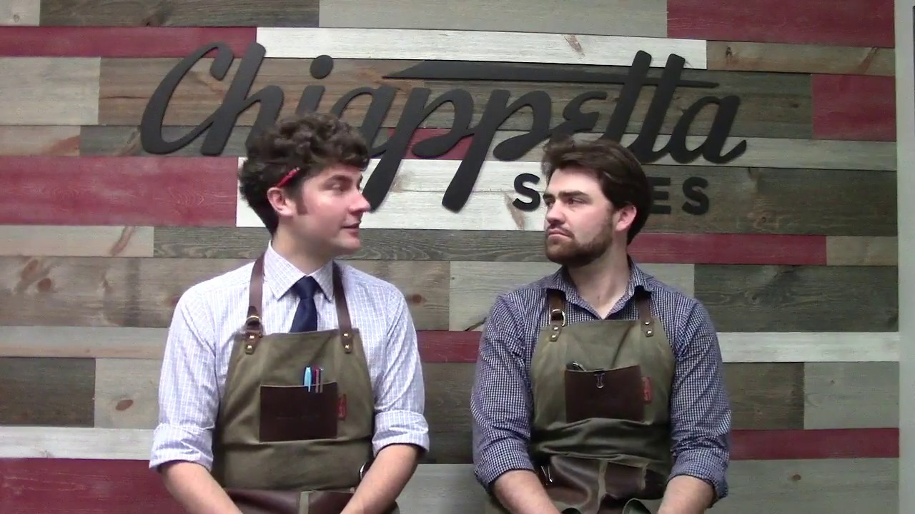 Chiappetta Shoes | Made In Wisconsin  - Buy American