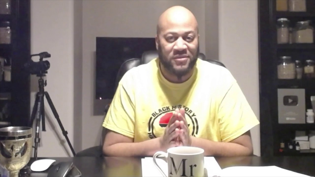 Late Night Reading with Herbalist Kareem #31 - YouTube