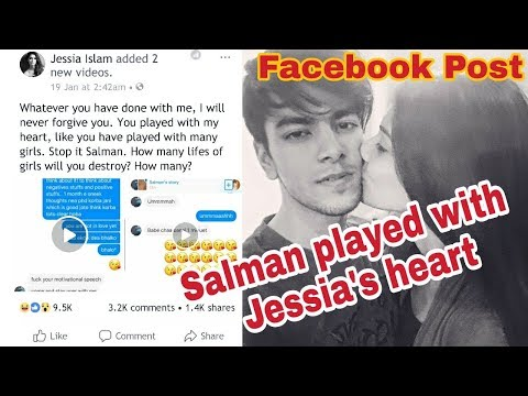 Salman Muqtadir (Roasted) | Jessia Islam Facebook Post Viral | Bangla News | BD Express News