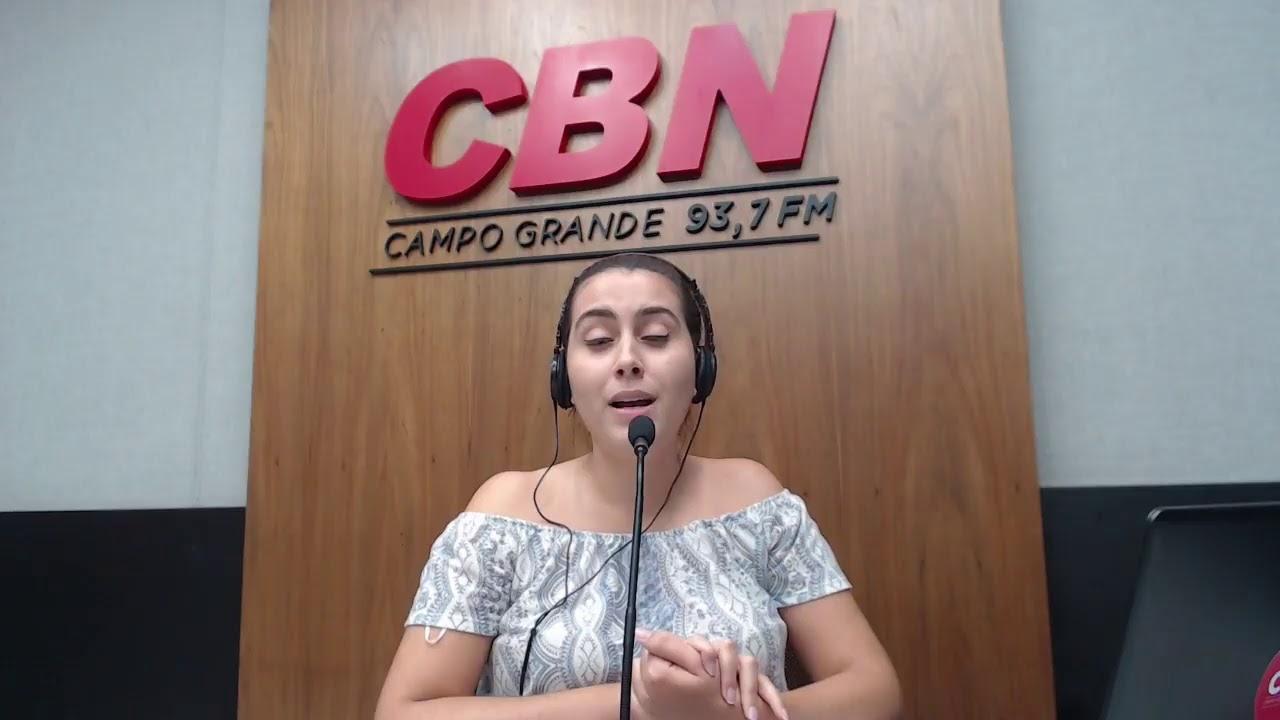 CBN Campo Grande (18/11/2020): com Ingrid Rocha