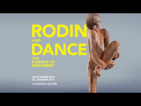 Rodin and Dance  The Essence of Movement