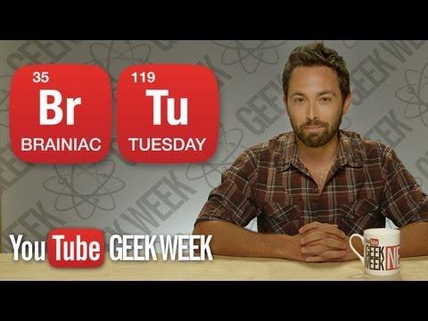 """Brainiac Tuesday Highlights with Derek from Veritasium (YouTube Geek Week)"""