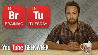 Brainiac Tuesday Highlights with Derek from Veritasium (YouTube Geek Week)