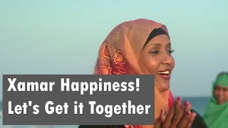 INTEGRATION TV:  Xamar Happiness! Let