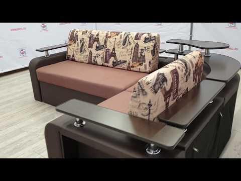 Отличная Мебель 51  Купить угловой диван Д-71 в Мурманске