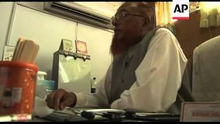 Doctor recalls treating children from bin Laden house