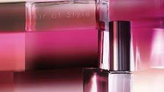 MAC perfume AIR OF STYLE