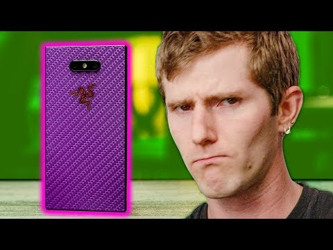 Are You Gamer Enough for the Razer Phone 2?