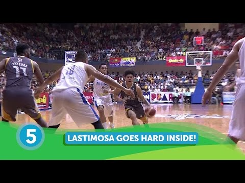 PBA All-Star 2017 (Mindanao) Top 5 Plays