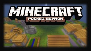 huge village w ravines minecraft pocket edition ported pc seed custom map