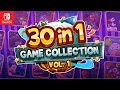 30合1 遊戲合集 30 in 1 Game Collection - NS Switch 英文美版 product youtube thumbnail