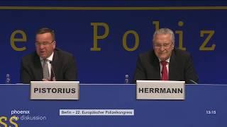 die diskussion: 22. Europäischer Polizeikongress in Berlin vom 20.02.19