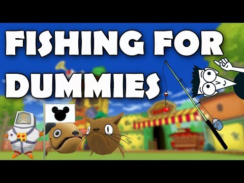 Toontown Fishing For Dummies!! (Toontown Rewritten)