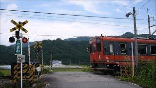 会津鉄道線踏切5