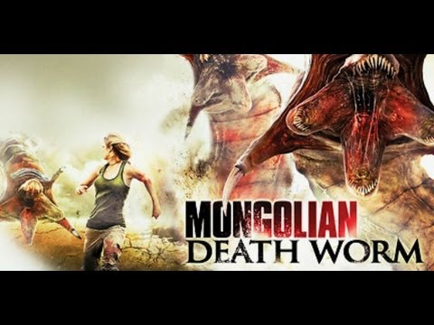 MONGOLIAN DEATH WORM  2010  BMovie review  YouTube