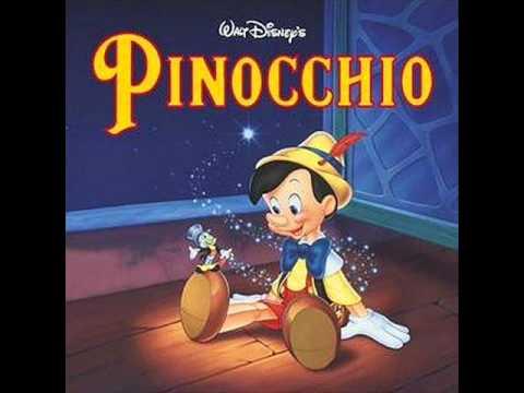 Pinocchio OST - 11 - I've Got No Strings