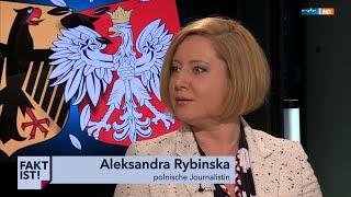 Was passiert gerade in Polen? Aleksandra Rybinska 29.02.2016  Fakt ist! - Bananenrepublik