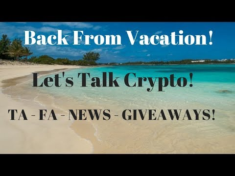 Mt Gox Crashing Bitcoin? Ethereum Losing Dapps? EOS Hacked! ZEN Giveaway! XRP And XLM Competition?
