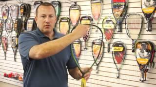 E Force Heatseeker 2.0 175 Gram Quadraform Racquet Review